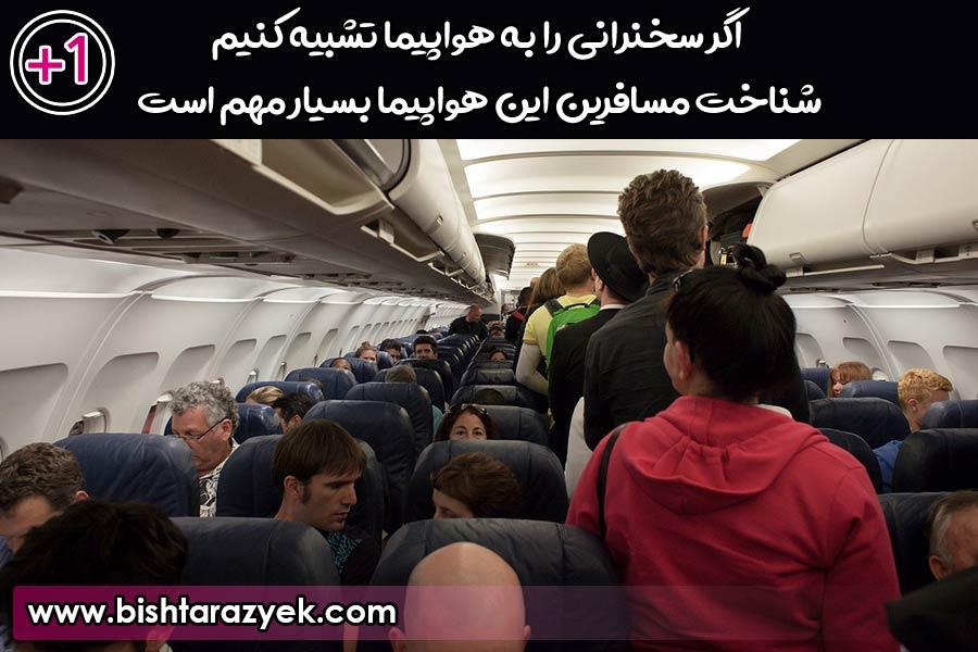 سخنرانی-هواپیما
